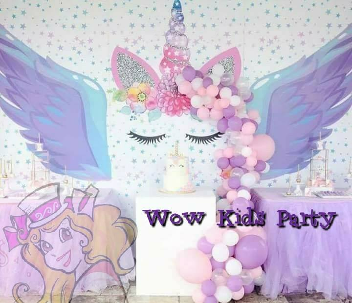 Unicornios Party Ideas